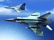 MiG-25PDS AFD Storm Wallpaper 1