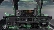 F-86L Cockpit 1