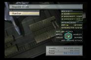 Hunter FGA9 Napalm Bomb