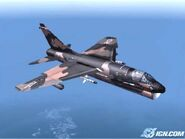 A-7 AFD Strike Gameplay 1