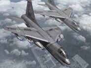 A-7 AFD Storm Wallpaper 1