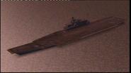 Admiral Kuznetsov-class aircraft carrier