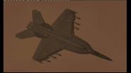 FA-18E Enemy AFD Storm (PAL)