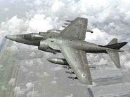 AV-8B AFD Storm Wallpaper 1