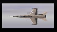 FA-18C Hornet (EDAF)