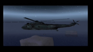 SH-3H Sea King (Observation Copter Epsilon)