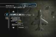 AV-8B Harrier II AFD Storm