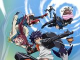 Lista de capitulos Air Gear