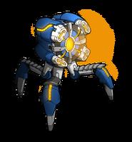 AirmechRobot MX-51Saucer