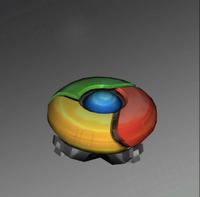 Chromesaucer