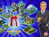 Geheimnisvolles Supergebäude 2