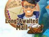 Lang ersehnte Post