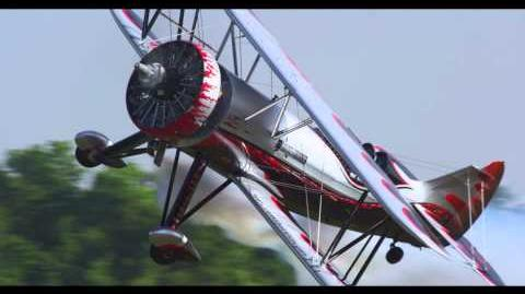 Franklin's Flying Circus - Official 2013 Dracula Video 1 (HR)