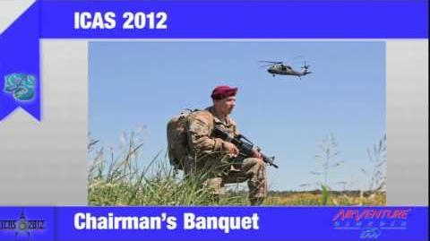 2012 ICAS Schram Award Airpower Arkansas