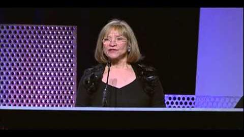 2012 ICAS Foundation Hall of Fame Inductee Debbie Gary