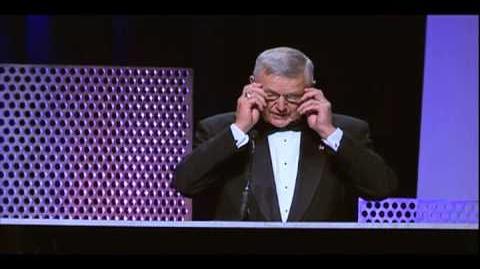 2012 ICAS Foundation Hall of Fame Inductee Bob Davis