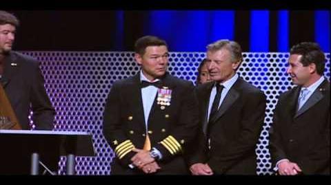 2012 Art Scholl Showmanship Award Rob Holland