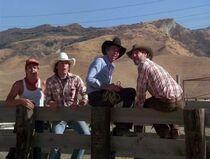 Cowboys-deadly circle