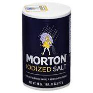 Yeet it's salt