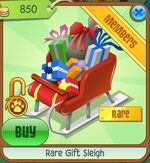 Rare Gift Sleigh.jpg