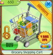 Grocery Shopping Cart blue.PNG