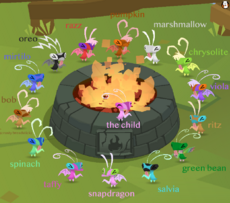 Icy's mantises with names 24-08-2021