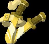 Golden Dual Samurai Swords.png