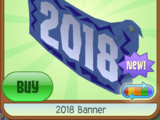 New Year's Party 2018 Items