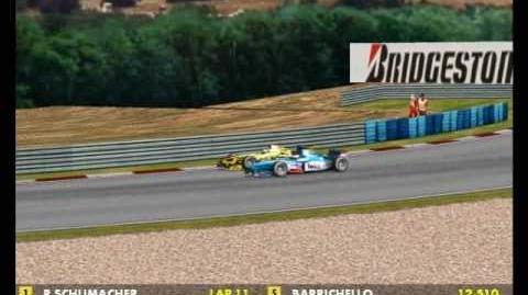 FF1M 1998 Hungarian Grand Prix