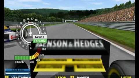 FF1M 1998 Belgian Grand Prix