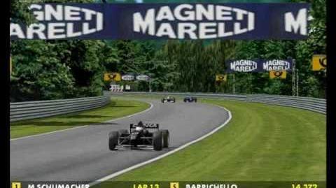 FF1M 1998 German Grand Prix