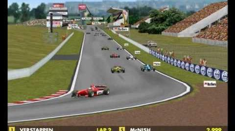 FF1M 1998 Spanish Grand Prix
