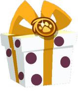 Birthday gift in aj style