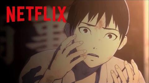 AJIN - Demi Human Netflix Trailer German Deutsch