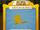 Gold Woven Flip Flops