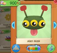 Alien mask 5