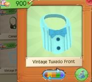 Vintage Tuxedo Front Blue (6)