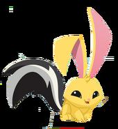 Bunny Yellow