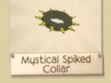 Mystical Spiked Collar