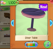 Diner table 4