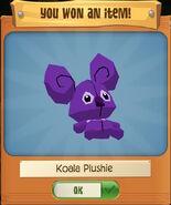 Koala Plushie