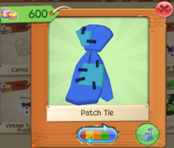 PlayWild PatchTie Blue.png