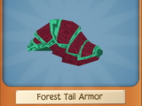 Forest Tail Armor/Rare