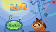 Game-Roll Title-Screen