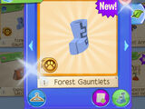 Forest Gauntlets