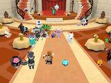 Formal Ballroom Party