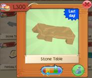 PlayWild StoneTable4