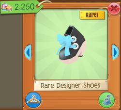 Designer Shoes Rare.png