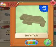 PlayWild StoneTable6