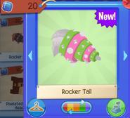 Rocker tail 2